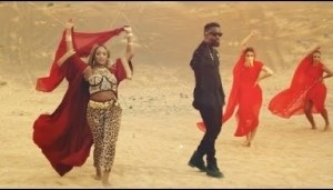 """Video: DJ Cuppy – """"Vybe"""" ft. Sarkodie"""